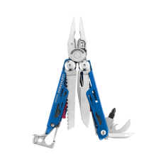 Мультитул Leatherman Signal Cobalt 832741 + Подарок Набор бит Leatherman Bit Kit