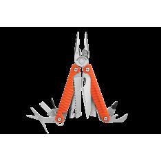 Мультитул Leatherman Charge Plus Orange 832782 + Подарок Набор бит Leatherman Bit Kit