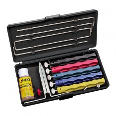 Набор для заточки ножей Lansky Deluxe Sharpening System, LKCLX