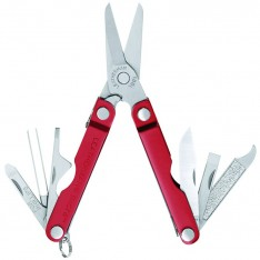 Мультитул Leatherman Micra Red 64330082N