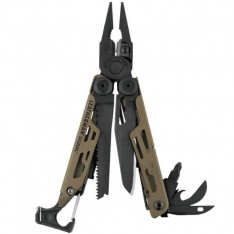 Мультитул Leatherman Signal Coyote Standard 832404 +  Подарок Набор бит Leatherman Bit Kit