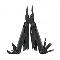 Мультитул Leatherman Surge Black 831334 + Подарок Набор бит Leatherman Bit Kit