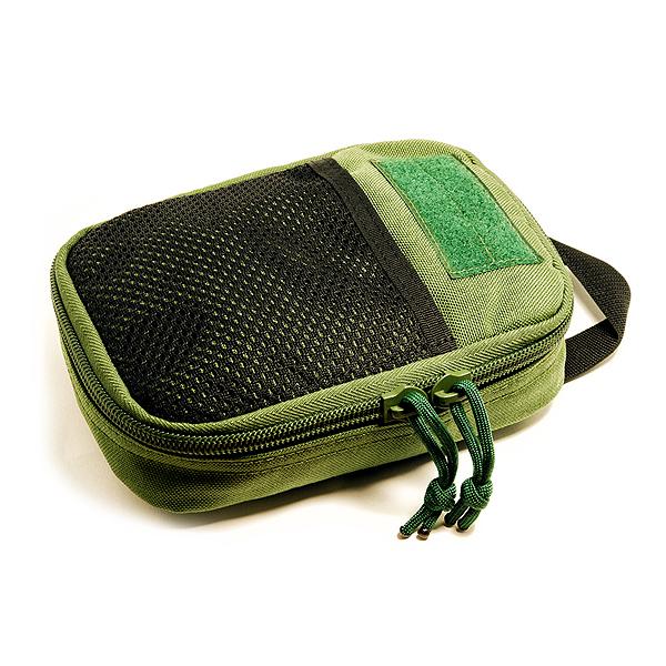 Подсумок CaseIT, edc-органайзер (зеленый), большой