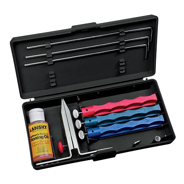 Набор для заточки ножей Lansky Standard Knife Sharpening System LKC03