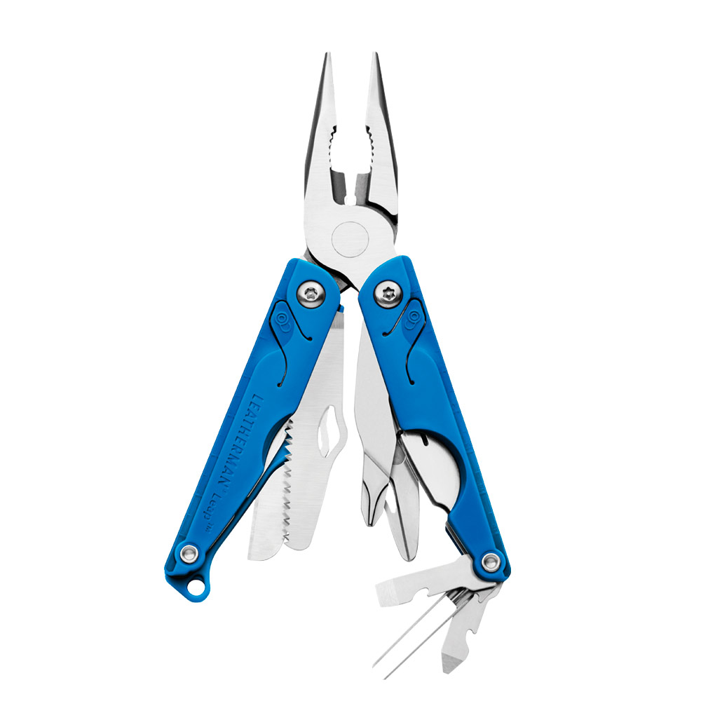 Мультитул Leatherman Leap Blue 831839