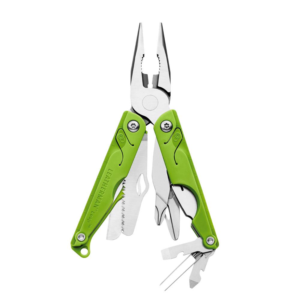Мультитул Leatherman Leap Green 831836